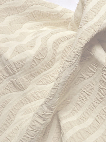 Sand Ripple Coverlet & Sham