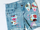 Classic Bows M2M Denim & Tops