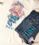 Made to Order Top Mermaid (READ DESCRIPTION BEFORE PURCHASING)