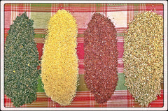 pH for grains and legumes
