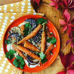 Carrot and Fennel Salad Recipe
