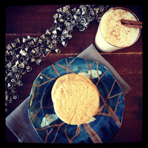 Snickerdoodles and Eggnog Recipe