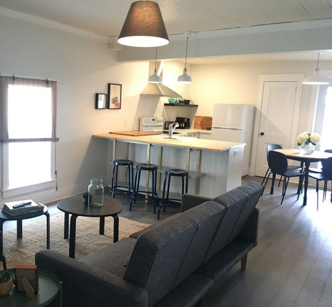 Main & Mersey Rental Apartment in Liverpool Nova Scotia