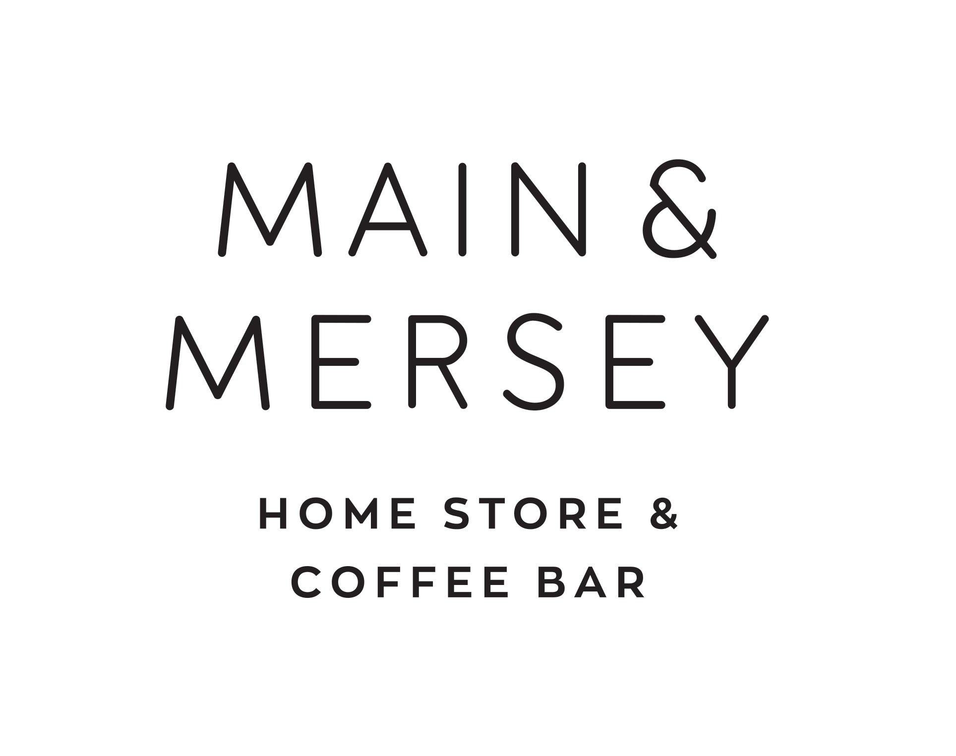 Main & Mersey Home Store and Coffee Bar in Liverpool, Nova Scotia, Canada Home decor accessories, fabrics by the meter and Coffee