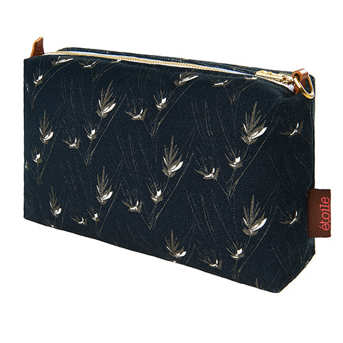 Beakrush-floral-canvas-toiletry-travel-bag-black-canada-usa