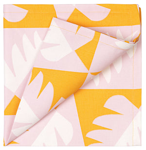 Betty Napkin - Saffron Yellow