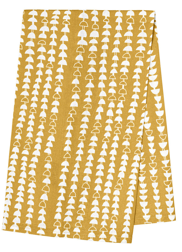 Hopi Tea Towel - Gold
