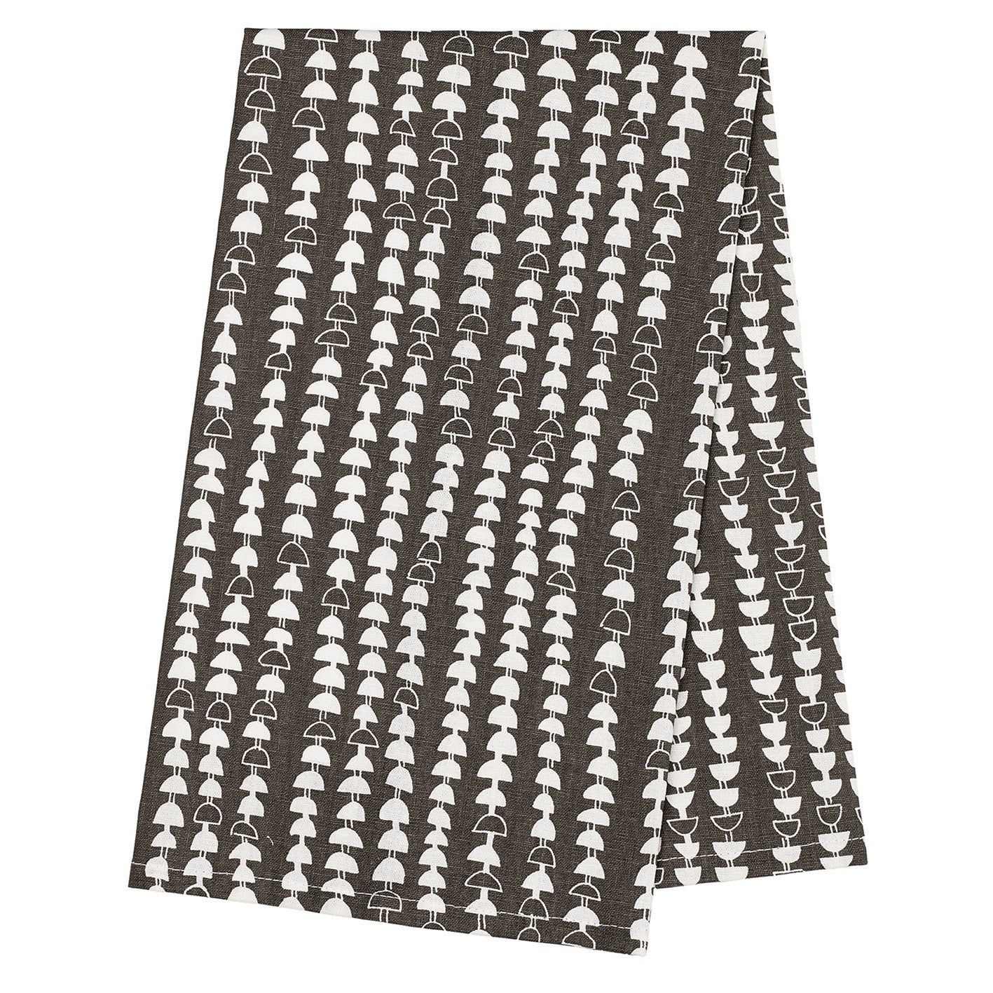 Hopi Tea Towel - Stone Grey