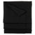 Solid Dyed Linen Cotton Union Tablecloth in Black Ships from Canada (USA)