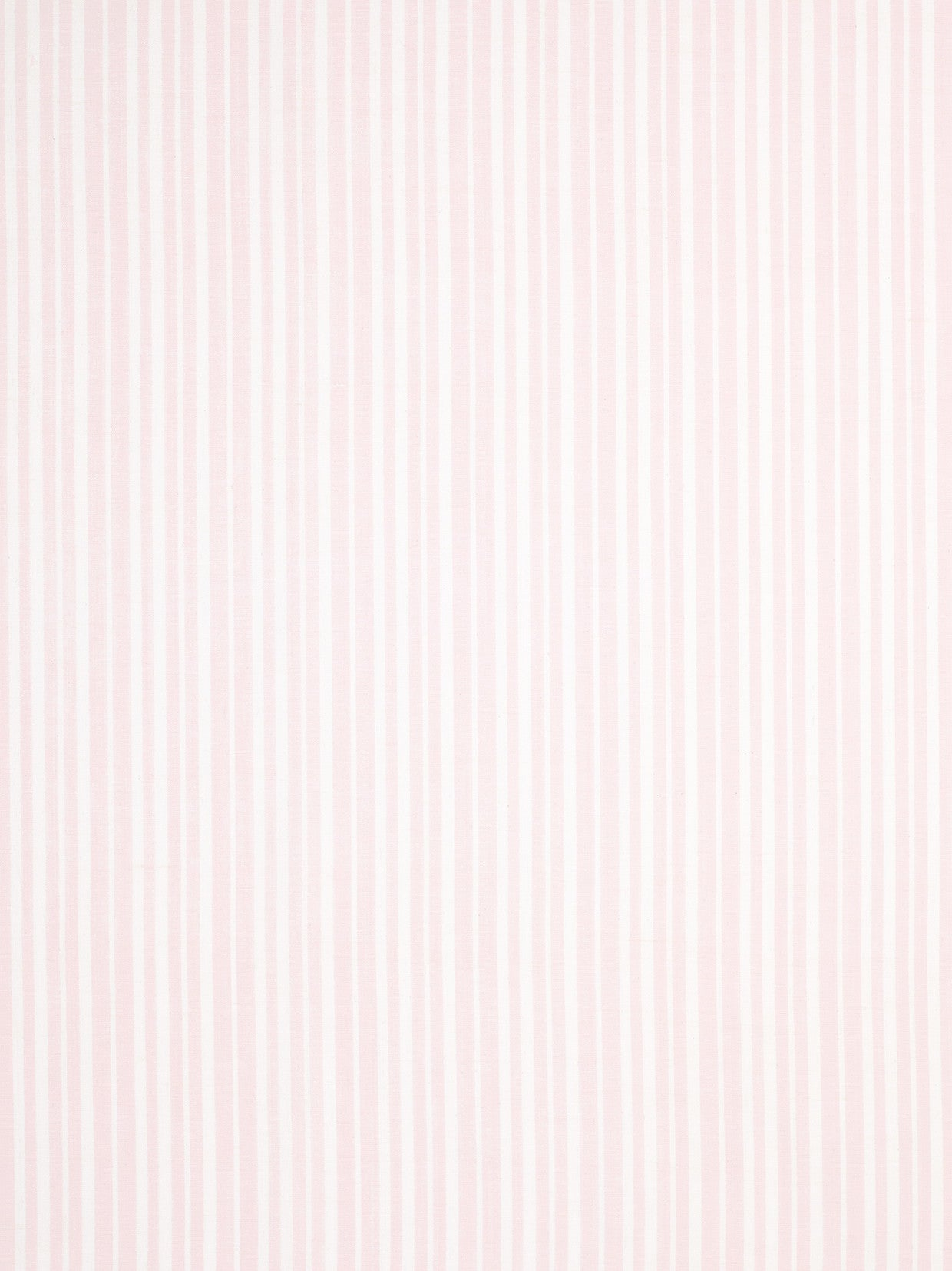 Palermo Ticking Stripe Cotton Linen Home Decor Fabric by the Meter or by the yard for curtains, blinds or upholstery in Light Tea Rose Pink ships from Canada (USA)