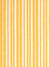 Palermo Ticking Stripe Cotton Linen Home Decor Fabric by the Meter or by the yard for curtains, blinds or upholstery in Bright Saffron Yellow ships from Canada (USA)