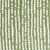 Hopi Graphic Strung Bead Pattern Linen Cotton Fabric in Pale Avocado Green