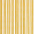 Palermo Ticking Stripe Cotton Linen Home Decor Fabric by the Meter or by the yard for curtains, blinds, upholstery in Mustard Gold ships from Canada (USA)