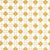 Pueblo Geometric Pattern Cotton Linen Home Decor Fabric by the meter or the yard for curtains, blinds or upholstery - Gold ships from Canada (USA)