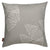 Stay Sails pattern decorative throw pillow in Dove Grey ships from Canada worldwide including the USA