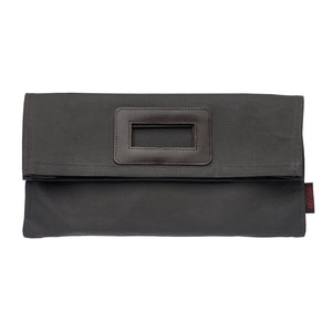 Stephanie Clutch Bag - Petrol Blue
