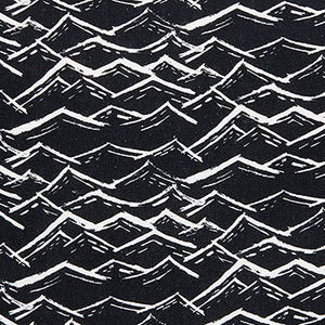 Waves-throw-pillow-black-pattern-swatch-canada-usa