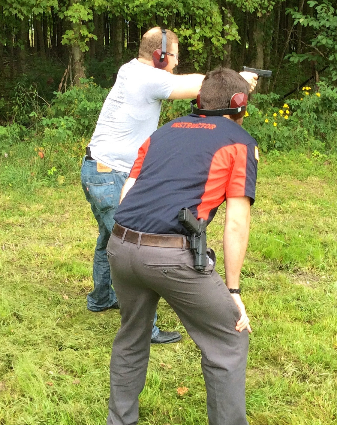 Traumatic weapon of self defense