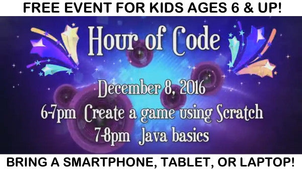 Hour of Code - December 8th