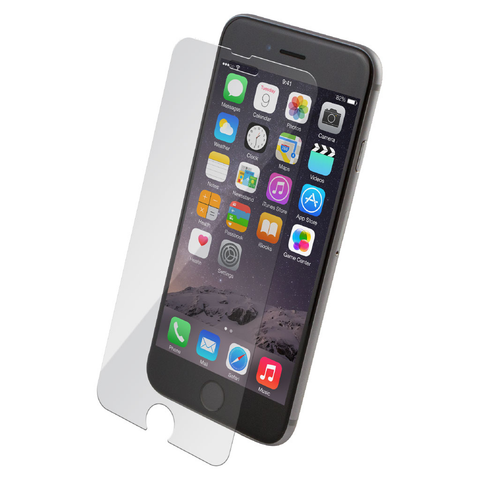 KEY Tempered Glass Screen Protector for Apple iPhone 6/6s