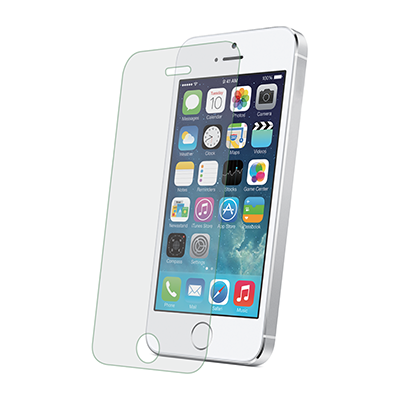 KEY Tempered Glass Screen Protector for iPhone SE/5/5S