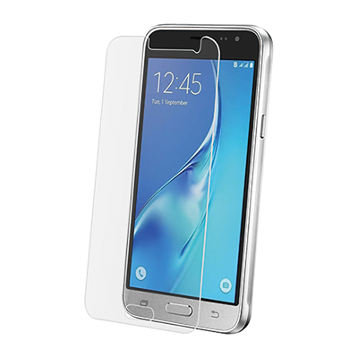 KEY Tempered Glass Screen Protector for Samsung J3/Express Prime