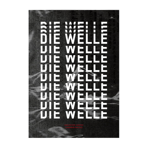A1 DIE WELLE (POSTER)