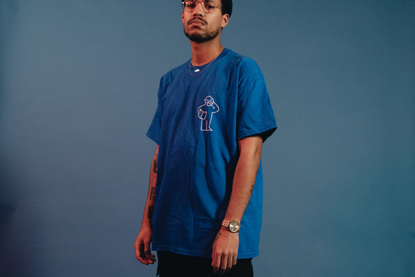 RAUM (SHIRT / ROYAL BLUE)