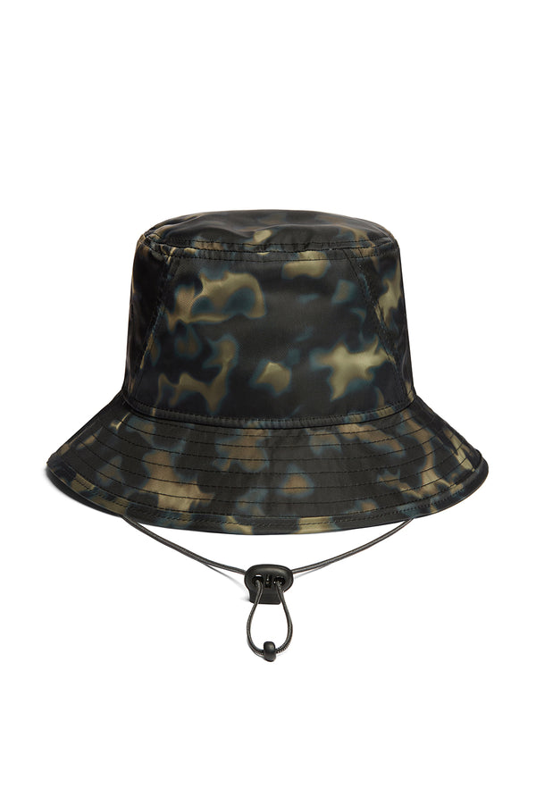 NEW ERA X QASIMI BUCKET HAT