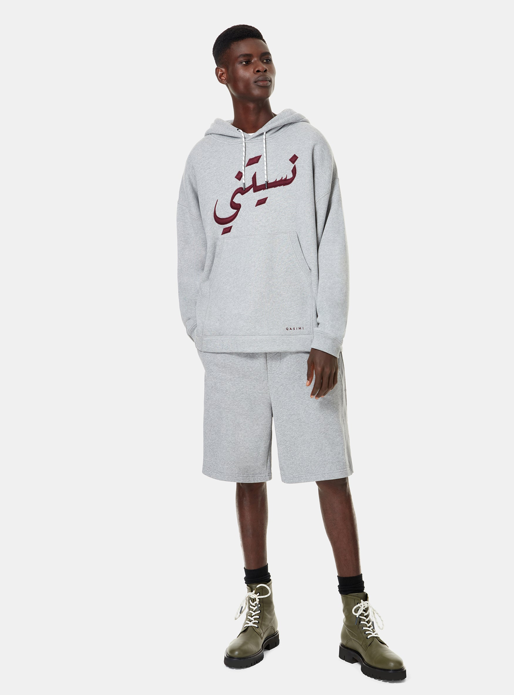HADBA SWEAT SHORT