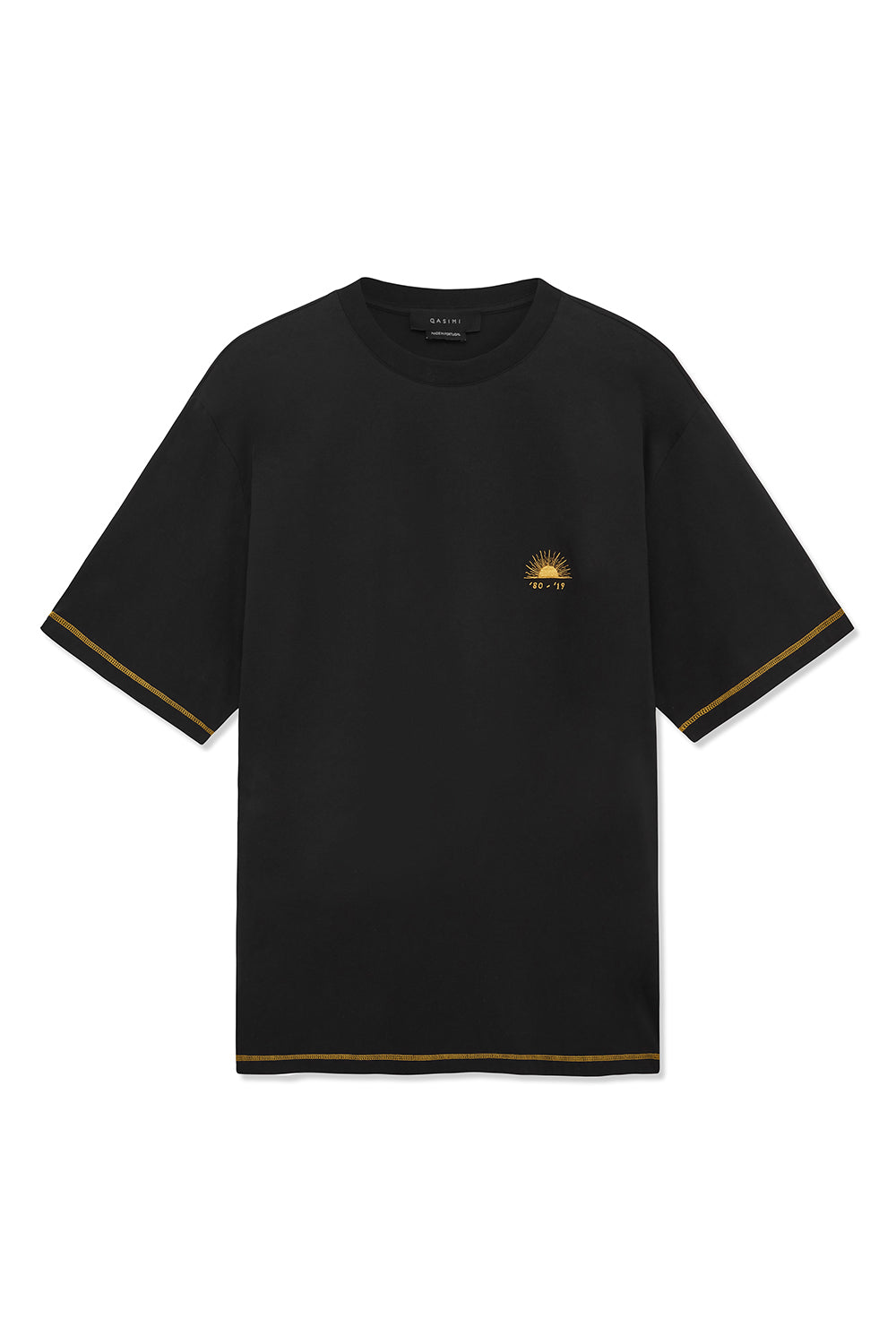 HAFEZ SINGLE JERSEY TSHIRT