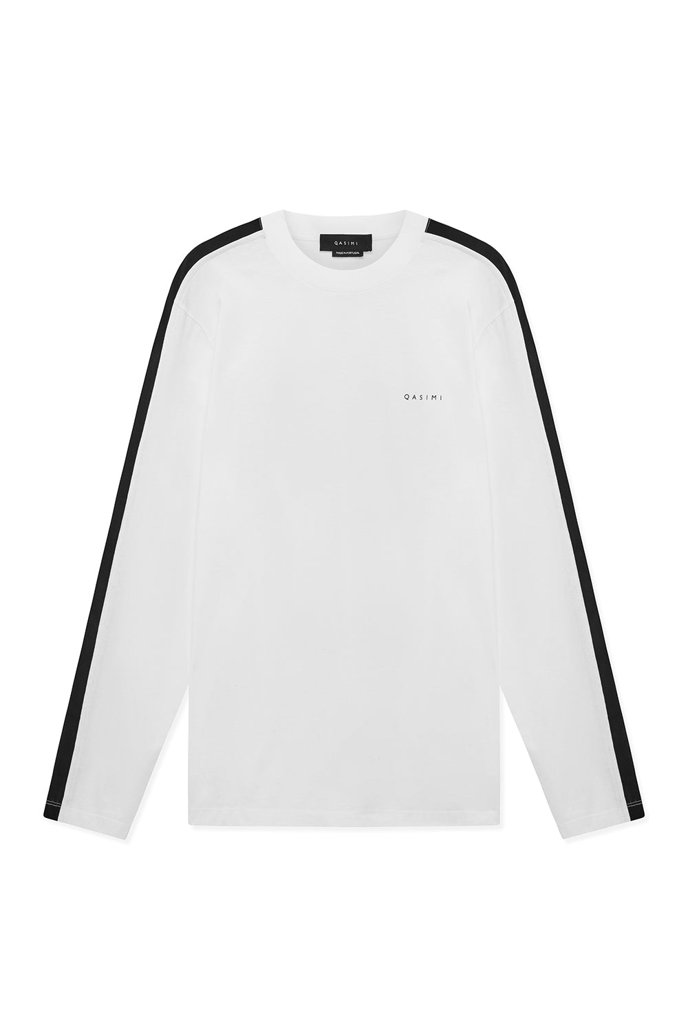 HA'ILA SINGLE JERSEY LONG SLEEVE T-SHIRT