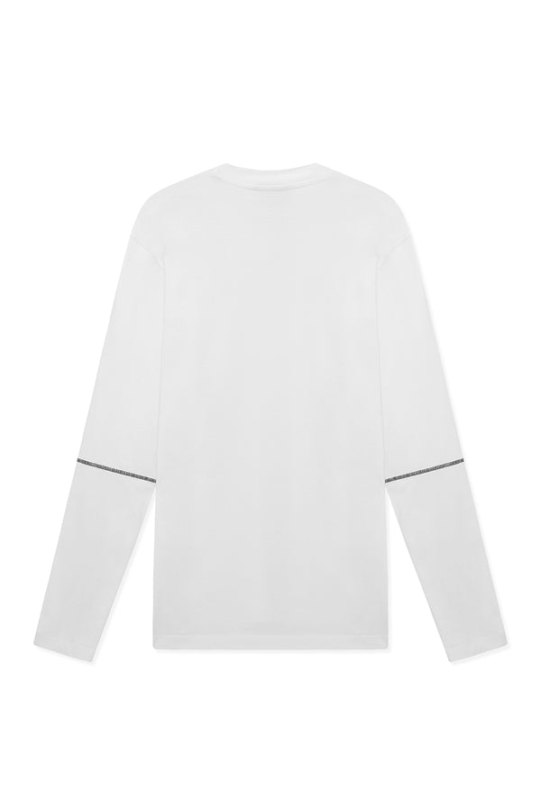 HUQAYQ SINGLE JERSEY LONG SLEEVE T-SHIRT