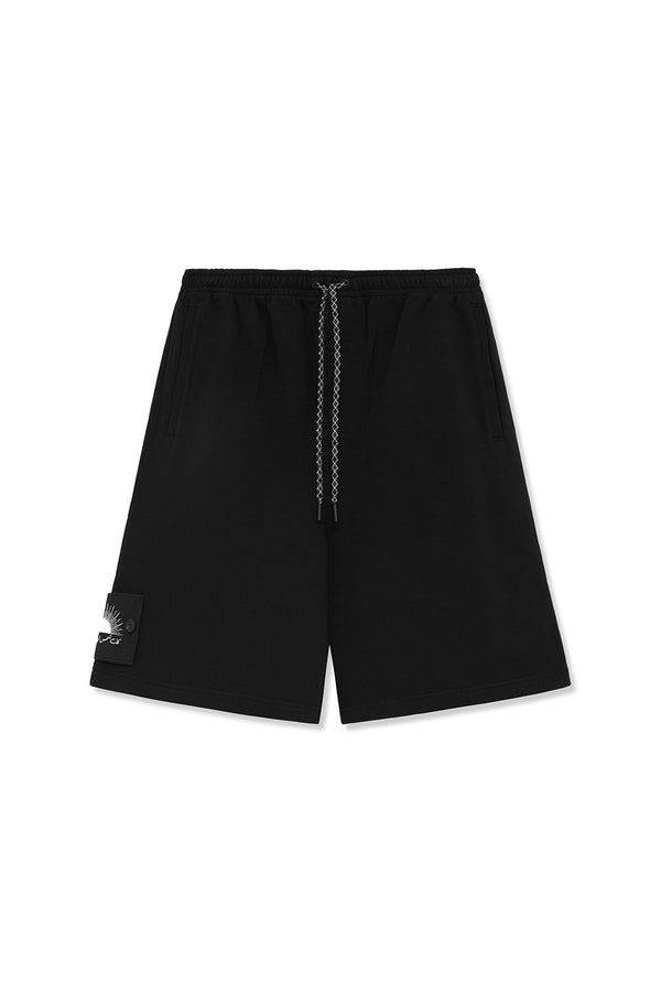HILMI FLEECE SWEAT SHORTS