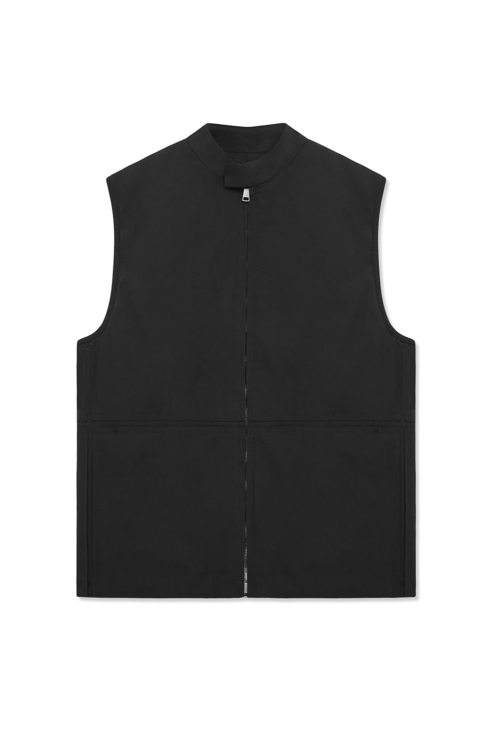 ABNUDI TECHNICAL TWILL GILET