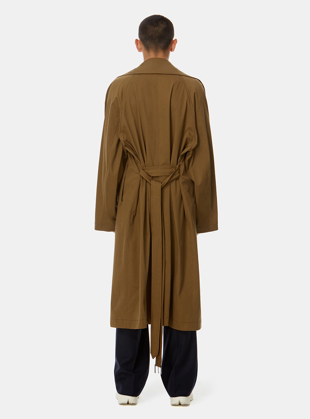 AGHORI COTTON LONG COAT