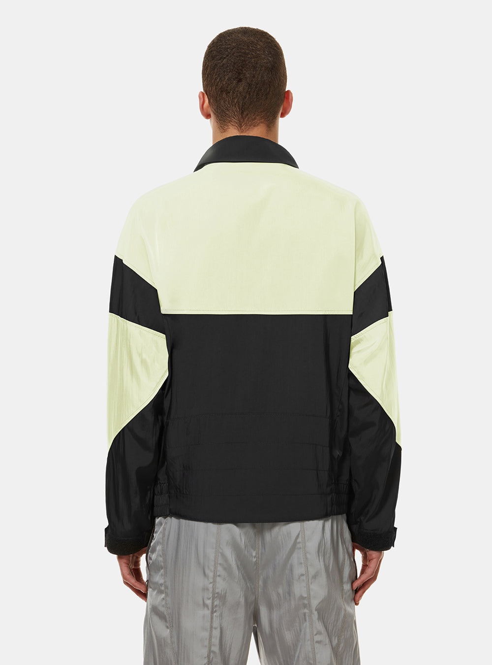 ALBALI PANELLED SHELL JACKET