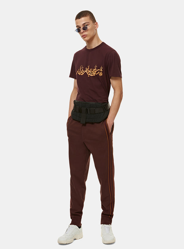HOMAM JERSEY FLEECE JOGGING TROUSERS