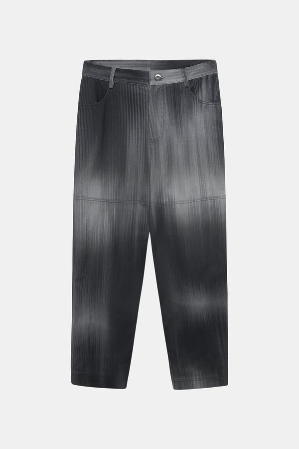 TARF PRINTED WORKWEAR TROUSERS