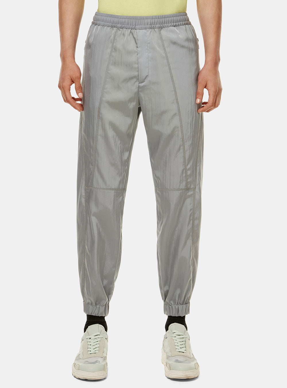 TIANYI SHELL TRACK TROUSERS