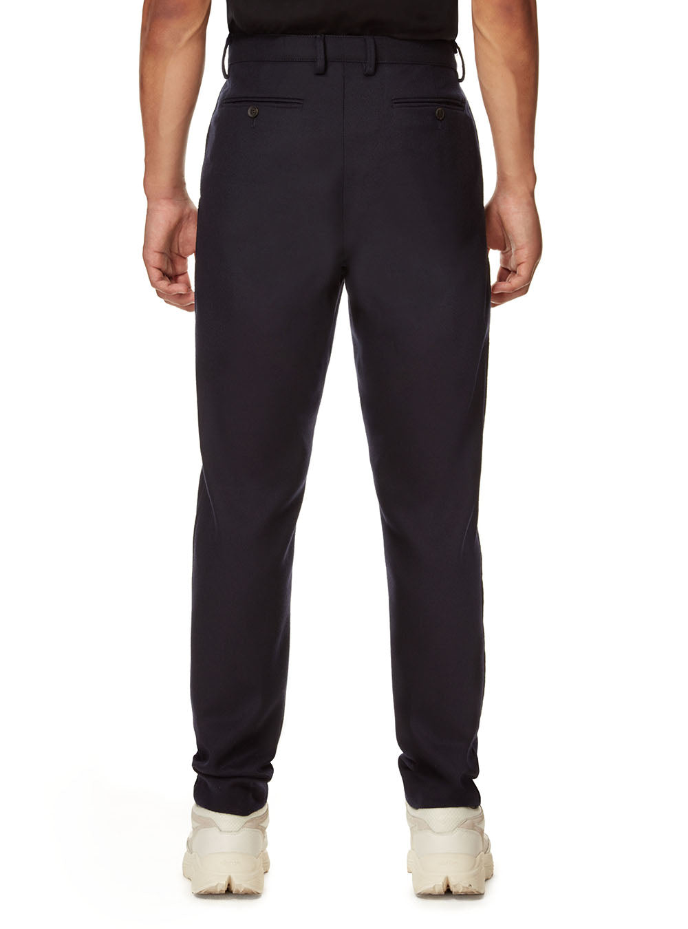 THARU TAPERED GABARDINE TROUSER
