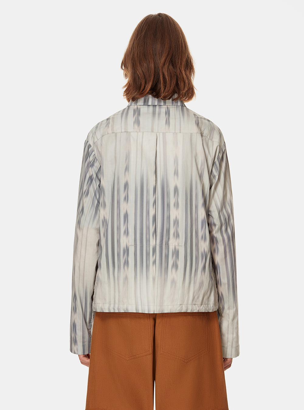 SURIN PRINTED SHIRT JACKET