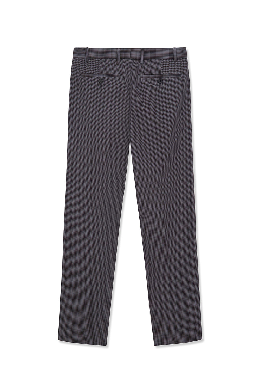 TARAFAH TECHNO CHECK TROUSERS