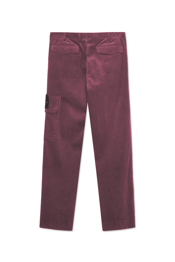 THABIT VELOUR TROUSERS