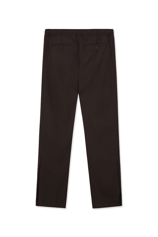 TAMMAM WOOL SUITING TROUSERS