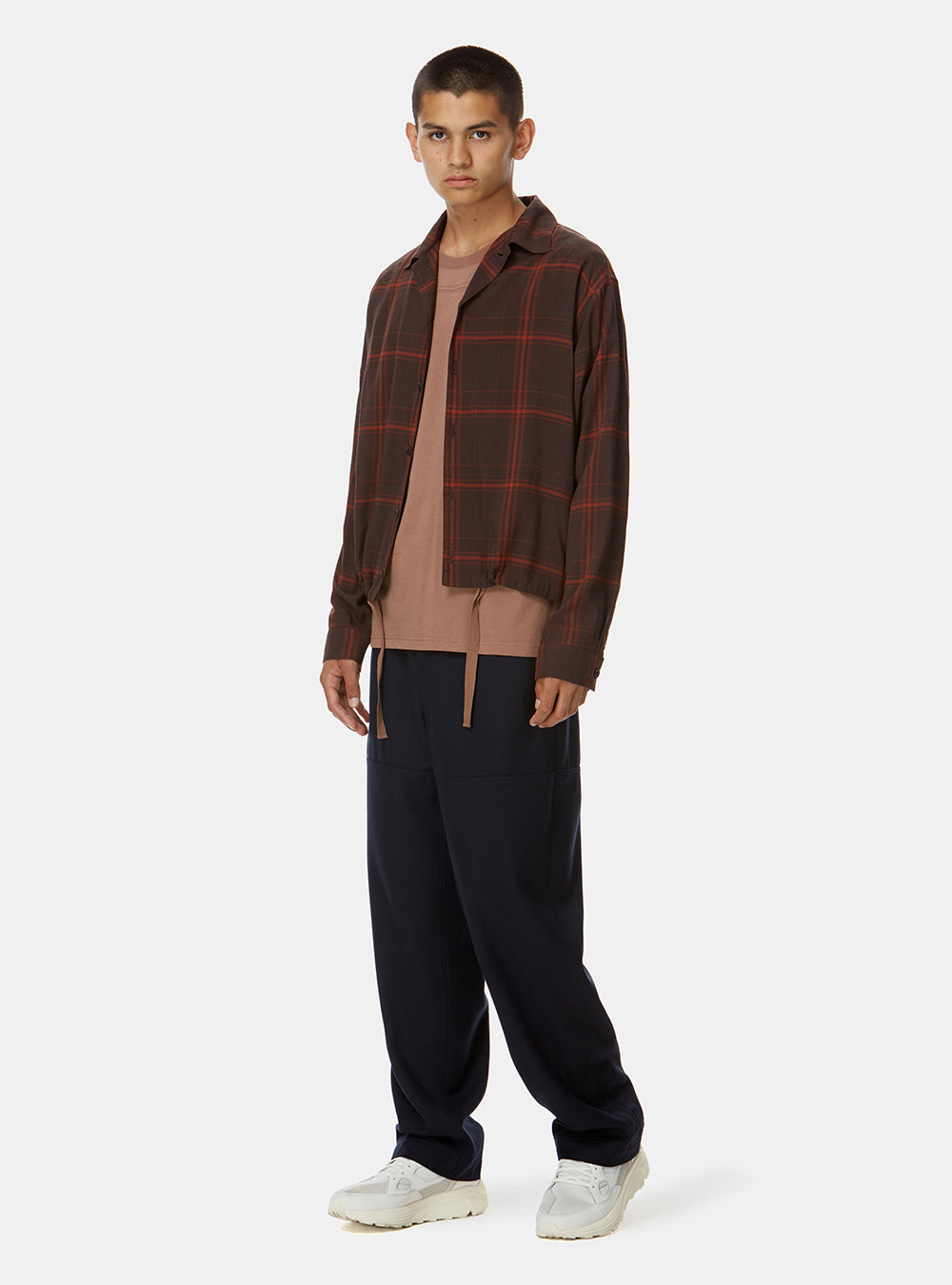 TRUKU WOOL WORKWEAR TROUSER