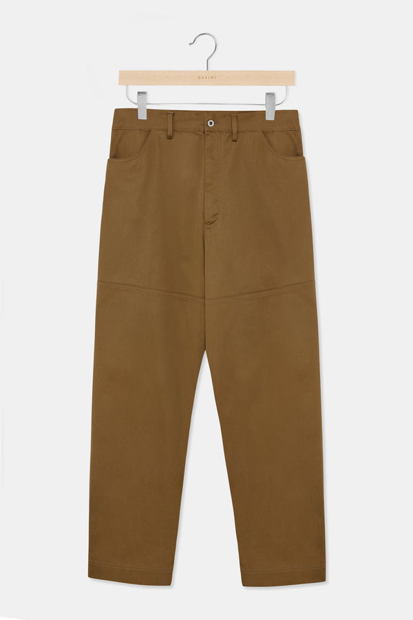TRUKU COTTON WORKWEAR TROUSER