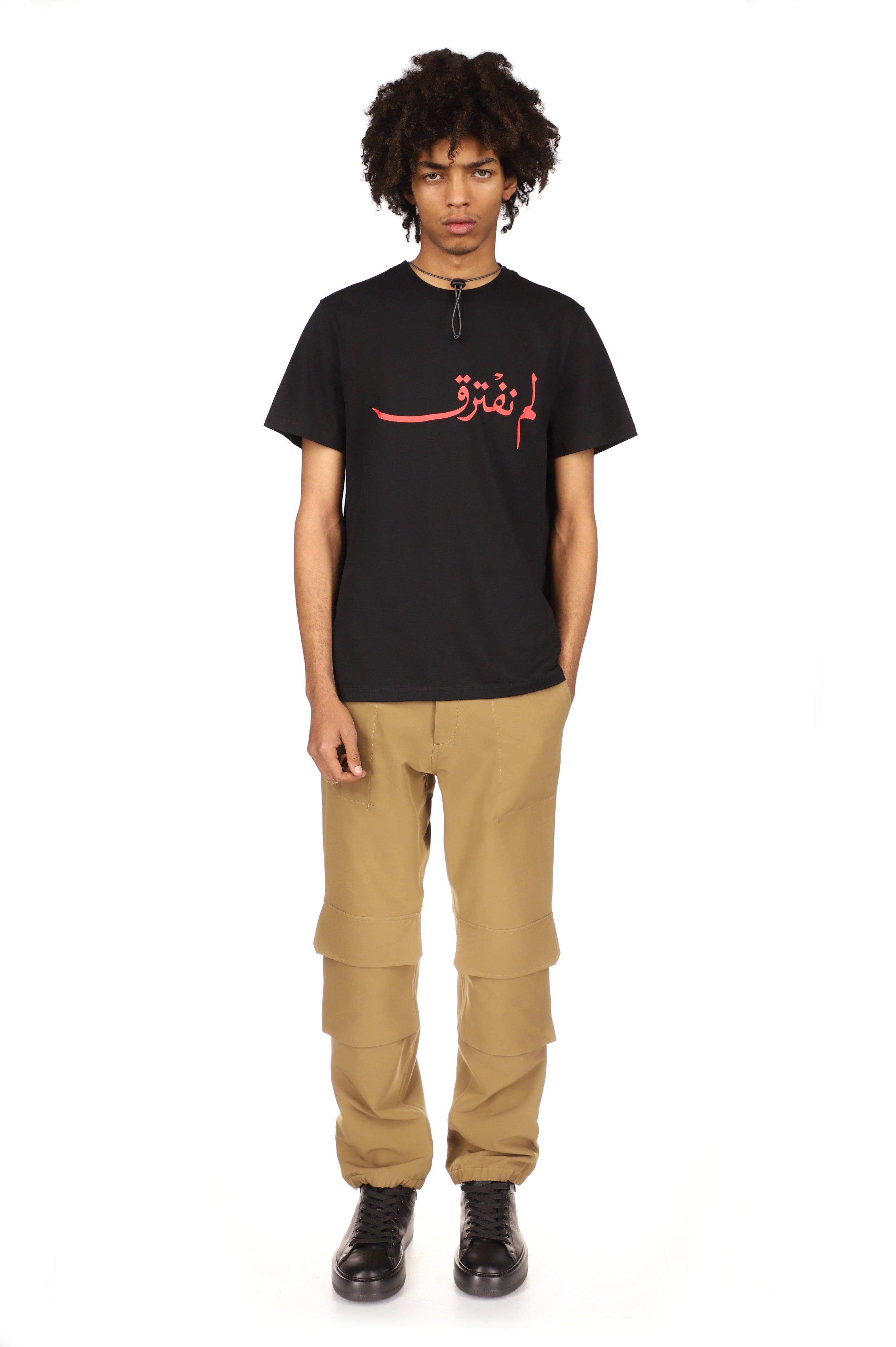 HIDD SINGLE JERSEY T-SHIRT
