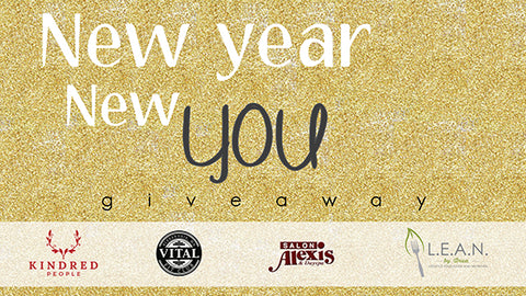New year, new you giveaway | Kindred People | Alexandria, MN