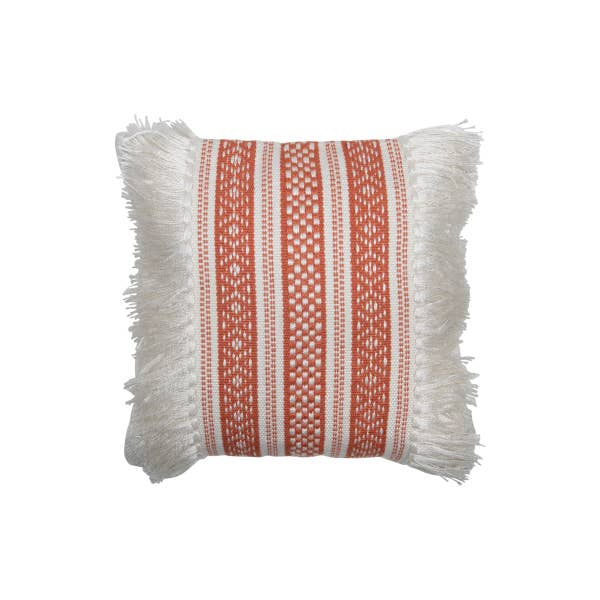 floyd striped pillow